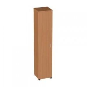 Ш-1.4  Шкаф узкий высокий закрытый (L/R)  386*390*2000