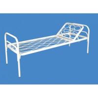 Металлическая кровать односпальная КМФ 171